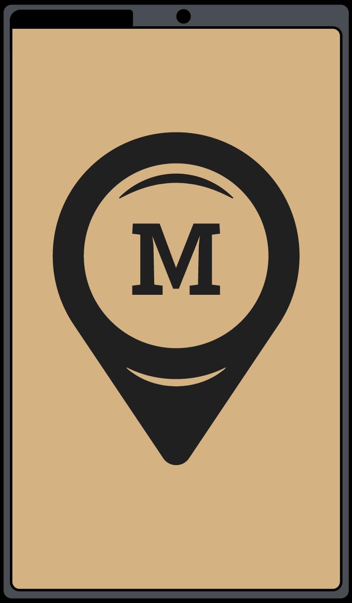 Monocular Agency smartphone